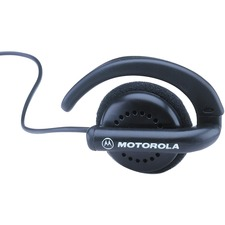 Motorola - Headphone ( over-the-ear ), black