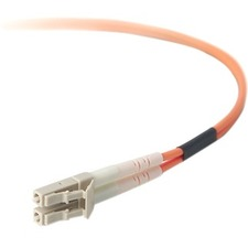 Belkin DUPLX FIBER OPTIC CABLE LC/LC 62.5/125 150FT
