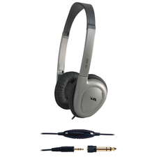 Cyber Acoustics HE-200rb Stereo Headphones