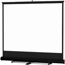 Da-Lite Floor Model C Manual Wall and Ceiling Projection Screen