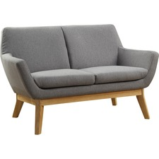 LOVESEAT,GRAY