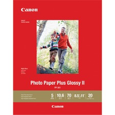 Canon PP301LTR Photo Paper