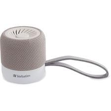 VER 70232 Verbatim Portable Bluetooth Speaker System - White