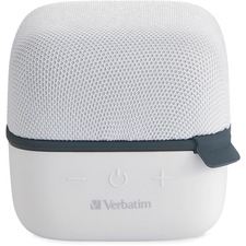 VER 70227 Verbatim Bluetooth Speaker System - White