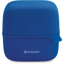 VER 70226 Verbatim Bluetooth Speaker System - Blue