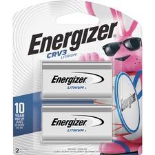 EVE ELCRV3BP2 Energizer CRV 3-Volt Photo Lithium Battery EVEELCRV3BP2