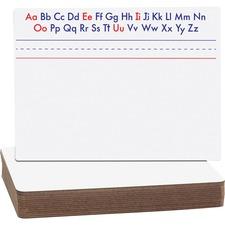 FLP 11278 Flipside Alphabet Magnetic Dry-erase Board