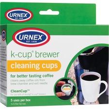 WMN 701354 Weiman Urnex K-Cup Brewer Cleaning Cups