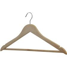 LLR 01066 Lorell Wooden Coat Hanger