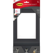 MMM HOM24DEBSES Command Dry-Erase Message Center