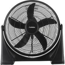 LLR 00301 Lorell 3-speed Box Fan