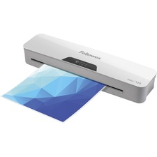 FEL 5753101 Fellowes Halo™ 125 Laminator with Pouch Starter Kit