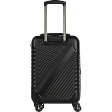 SWZ HLG1096SMBK Swiss Mobility Cirrus Travel/Luggage Case (Carry On) Travel Essential - Black
