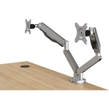 HON BDMAUSB HON Mounting Arm for Monitor - Silver