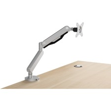 HON BSMAUSB HON Mounting Arm for Monitor - Silver