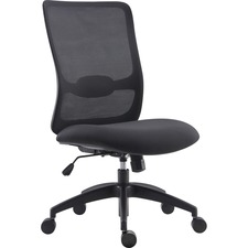 LLR 54866 Lorell SOHO Collection Armless Staff Chair