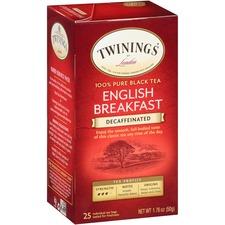 TWG 09182 Twinings English Breakfast Black Tea