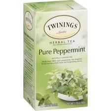 TWG 09179 Twinings Pure Peppermint Herbal Tea K-Cup