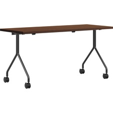 HON PT3072NSFF HON Between Shaker Cherry Laminate Nesting Table
