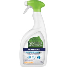 SEV 44730 Seventh Generation Professional Glass & Surface Cleaner