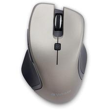 VER 70245 Verbatim USB-C™ Wireless Blue LED Mouse - Graphite