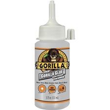 GOR 4537502 Gorilla Glue 3.75 oz Bottle Clear Gorilla Glue