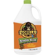 GOR 101604 Gorilla Glue Kids Gorilla School Glue
