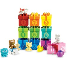 LRN LER6803 Learning Resources Counting Surprise Party Activity Set