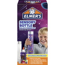EPI 2061961 Elmer's Sensory Bottle Galaxy Themed Kit