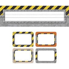 TCR 32306 Teacher Created Resources Under Construction Tag Set