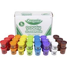 CYO 570174 Crayola Dough Classpack