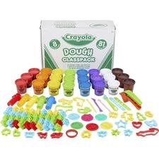 CYO 570172 Crayola Dough Modeling Tools Classpack