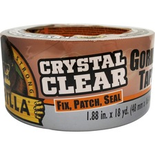 GOR 6060002 Gorilla Glue Crystal Clear Gorilla Tape