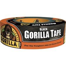 GOR 6035060 Gorilla Glue Tough & Wide Black Gorilla Tape