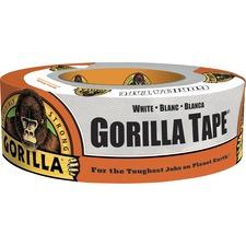 GOR 6025001 Gorilla Glue White Gorilla Tape