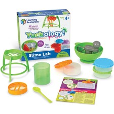 LRN LER2944 Learning Resources Yuckology! Slime Lab