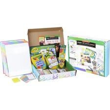 CYO 040610 Crayola STEAM 21st Century Family Projects Kit