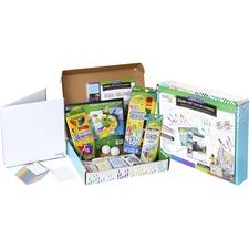 CYO 040612 Crayola STEAM 21st Century Family Projects Kit