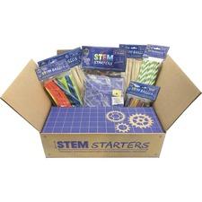 TCR 2087801 Teacher Created Resources STEM Starters Zip Line Kit