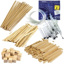 TCR 2088101 Teacher Created Resources STEM Starters Hydraulics Kit