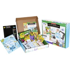 CYO 040607 Crayola Writing Art-Inspired Stories Projects Kit