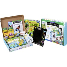 CYO 040608 Crayola Writing Art-Inspired Stories Projects Kit