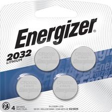 EVE 2032BP4CT Energizer 2032 3 Volt Lithium Batteries