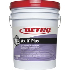 BET 1540500 Betco Ax-It Plus No-Rinse Stripper