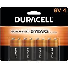 DUR MN16RT4ZCT Duracell CopperTop Battery