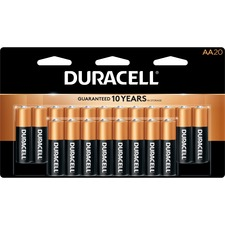 DUR MN1500B20CT Duracell CopperTop Battery