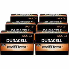 DUR 02401CT Duracell CopperTop Alkaline AAA Battery