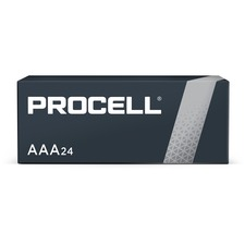 DUR PC2400BKDCT Duracell PROCELL Alkaline AAA Batteries