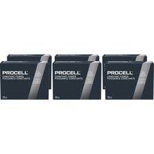 DUR PC1300CT Duracell PROCELL Alkaline D Batteries