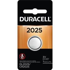 DUR DL2025BCT Duracell 2025 Lithium Security Batteries